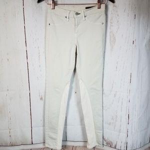 Rag and Bone 26 Jodhpur Skinny Crop Jeans